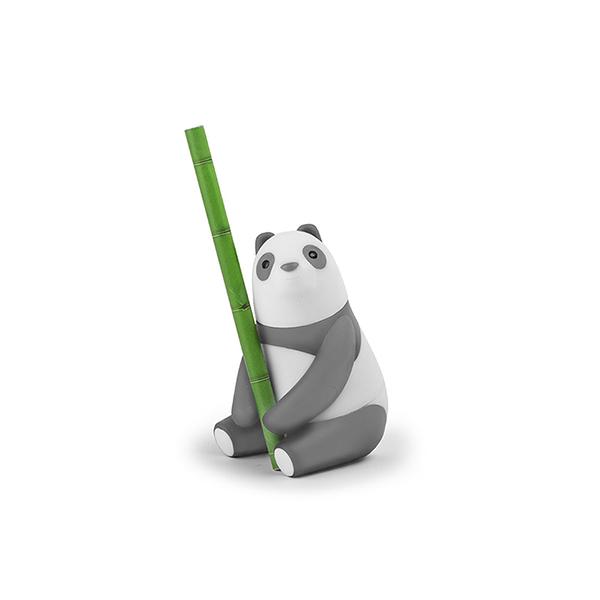 iThinking愛心進_Panda Mama基本款_灰(6Bits)