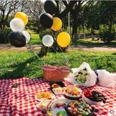 野餐籃小籃子竹籃手提籃菜藍水果籃藤編購物籃收納籃雞蛋籃編織籃   DF宜品