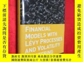 二手書博民逛書店Financial罕見Models with Levy Proc