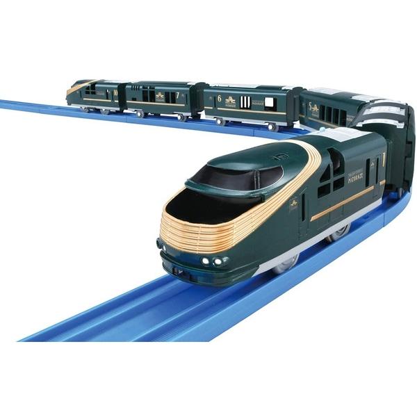 PLARAIL鐵道王國 DX 曙光瑞風號 特快列車_TP14815
