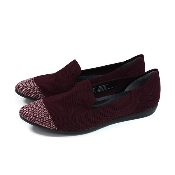 inooknit 懶人鞋 尖頭 酒紅色 女鞋 IK-BJ3FW0402-777 no038