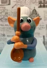 【震撼精品百貨】料理鼠王_Ratatouille~迪士尼料理鼠王發條玩具-小米老鼠#82666