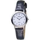 SEIKO精工簡約經典時尚太陽能腕錶      V115-0BS0W   SUP369P1