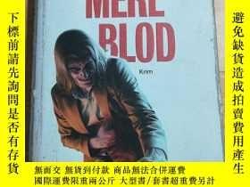 二手書博民逛書店Jo罕見Nesbo Mere blodY211355