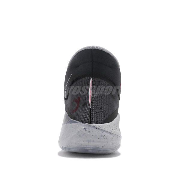 Nike 籃球鞋 Zoom KD12 Black Cement 黑 灰 男鞋 籃球鞋 運動鞋 【PUMP306】 AR4230-002
