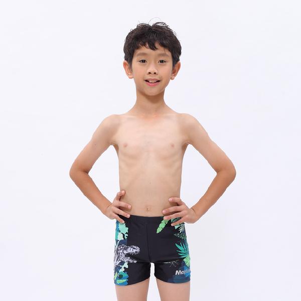 ≡MARIUM≡ 小男平口泳褲-Dinosaur MAR-20143WJ
