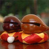 木魚香樟木佛教用品道教法器引磬擊打樂器精雕木佛具