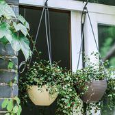 塔莎的花園吊蘭花盆塑料吊籃綠蘿專用吊盆懸掛垂吊陽台室內 【販衣小築】