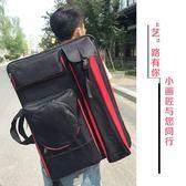美術畫包畫板包 大拉?防水畫板袋4k多功能雙肩背素描寫生畫袋