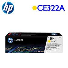 HP CE322A原廠黃色碳粉匣 適用CP1525/CM1415(原廠品)◆永保最佳列印品質