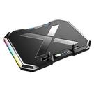 諾西Q8筆記本電腦風扇散熱器底座水冷支架電腦游戲本靜音降溫 「雙11狂歡購」