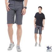【NST Jeans】條紋共和國 英倫雅痞風休閒短褲(中低腰窄版) 380(9411) 單件出清↘690