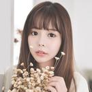 Qmishop 韓系假瀏海髮箍 瀏海假髮片無痕接髮 /仿真髮/高溫髮絲/可燙【P074】