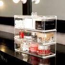 收納盒 (1格有蓋)高級壓克力彩妝收納盒...