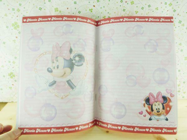 【震撼精品百貨】Micky Mouse_米奇/米妮 ~筆記本-紅米妮