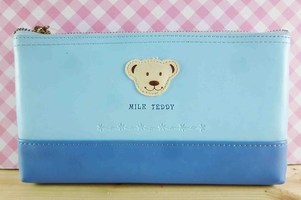 【震撼精品百貨】日本MILK TEDDY BEAR-筆帶-長型
