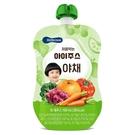 韓國 Bebecook 寶膳 嬰幼兒綜合蔬果汁 100ml