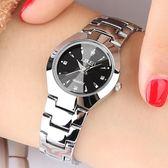 韓版簡約時尚手錶女士學生手錶男士女錶情侶防水超薄男錶石英腕錶  小時光生活館