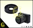 ES數位 JJC Canon EF-M 28mm Macro IS STM 專用 LH-22 同原廠 ES-22 遮光罩 LH22