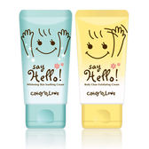 Candy Love Say Hello! 順理毛髮乳霜 (揮手霜) 60ml + 水亮亮舒緩嫩白霜 60ml◆86小舖 ◆