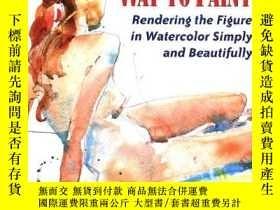 二手書博民逛書店The罕見Natural Way To PaintY256260 Reid, Charles St Marti