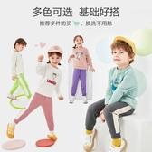 兒童長褲子男女童運動褲長褲寶寶洋氣韓版【聚可愛】