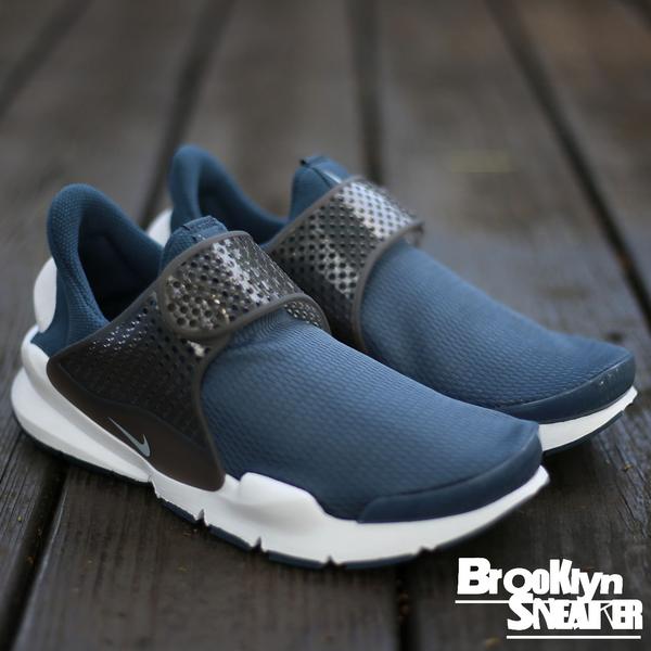 Nike Sock Dart (GS)  海軍藍  網布 襪套  大童 女生 (布魯克林)  904276-400