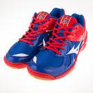 6折出清~Mizuno  高CP值 WAVE TWISTER 4 羽球 排球鞋 V1GA157013