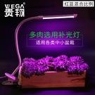 貴翔 多肉補光燈上色全光譜LED植物燈生...