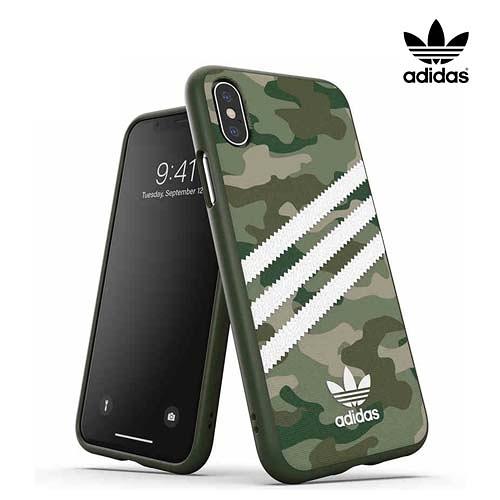 adidas iPhone XS XS Max X Samba 保護殼 迷彩保護殼 街頭潮流 手機殼