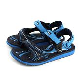 G.P (GOLD PIGEON) 阿亮代言 涼鞋 防水 雨天 女鞋 藍色 G8666BW-20 no950