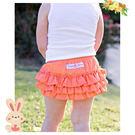 嬰幼兒蓬蓬裙 / 珊瑚橘蛋糕褲裙- 美國...
