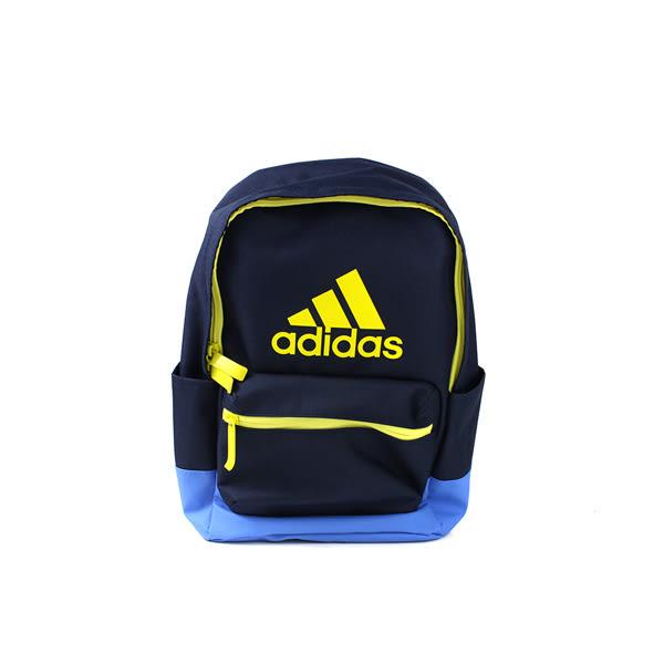 adidas 愛迪達 後背包 深藍色 DW4258 noA39