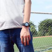 兒童電子錶男孩防水 青少年夜光跑步運動中小學生兒童手錶 Ifashion
