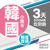 韓國上網卡 3天 無限流量吃到飽 即插即用 KT雙電信 4G上網 吃到飽上網SIM卡 網路卡 漫遊卡