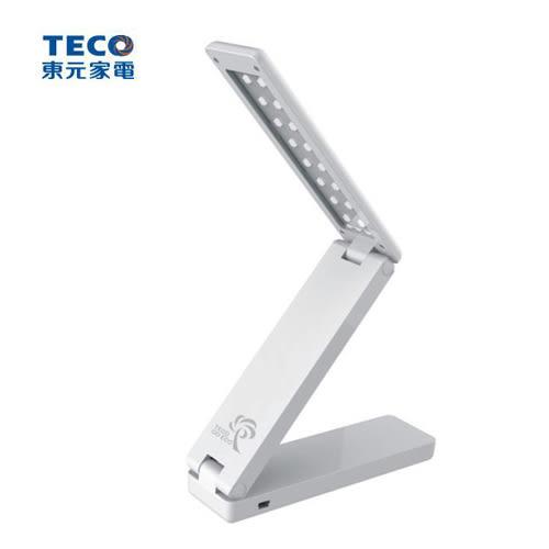 TECO東元 LED折疊式檯燈 XYFDL504