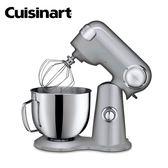 特別賣場【Cuisinart 美膳雅】12段速桌上型抬頭式攪拌機 加碼送刮刀三件組