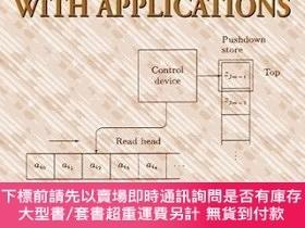 二手書博民逛書店Theory罕見Of Formal Languages With ApplicationsY255174 Da