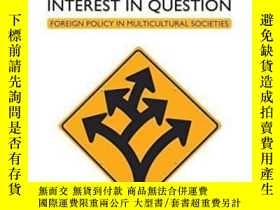 二手書博民逛書店The罕見National Interest In Questi