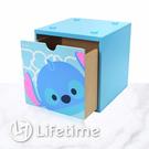 ﹝迪士尼TSUM積木盒﹞正版 積木盒 收納 置物盒 木櫃 TSUM 史迪奇〖LifeTime一生流行館〗B01280