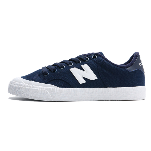 NEW BALANCE 休閒鞋 深藍白 帆布 休閒鞋 男女 (布魯克林) PROCTSQA