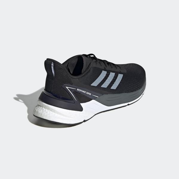 Adidas Response Super [FX4829] 男鞋 運動 休閒 慢跑 支撐 彈力 透氣 愛迪達 黑 灰