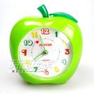 MASTER 台灣製LED強光數字面版 超靜音 和弦音樂 鬧鈴鬧鐘 JM-E611綠蘋果