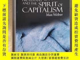 二手書博民逛書店The罕見protestant ethic and spirit of capitalism 新教倫理和資本主義精