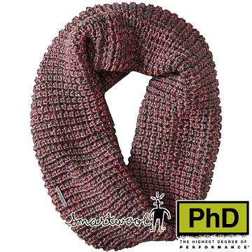 Smartwool Crystal Lake Cowl 美麗諾羊毛兩用圍巾 灰褐 SW0SC250 圍脖圍巾 保暖圍巾