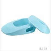 家用臥床老人便盆 塑料大便器孕婦男女成人臥便器接尿器坐便盆 zh4903【優品良鋪】