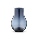 丹麥 Georg Jensen Cafu Glass Vase S 卡夫 藍色玻璃 花瓶 小尺寸
