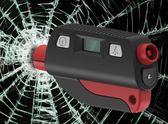 七功能安全錘 破窗器汽車用逃生工具消防救生錘破窗胎壓計      琉璃美衣