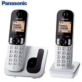 Panasonic國際牌 免持擴音雙子數位電話機KX-TGC212TWS【愛買】