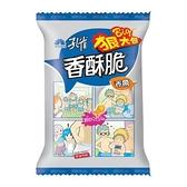 孔雀香酥脆狠大包-香魚口味104g【愛買】